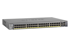 48 Port managed switch with PoE
